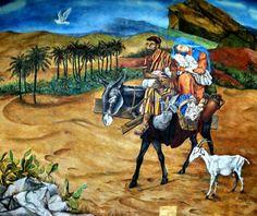 La «Fuga in Egitto», memoria ambrosiana di Renato Guttuso