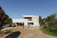 Gallery of TN Nursery / HIBINOSEKKEI + Youji no Shiro - 6