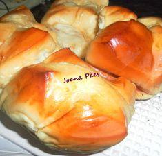 Joana Pães: Pães de manteiga