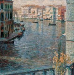 Canal Grande. 1908