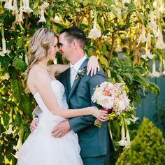A Dana-Powers Barn Wedding in Nipomo, California