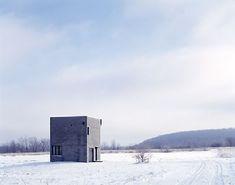 Simon Ungers Cube House