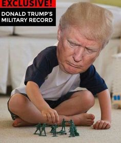 Sergeant Donald. Lol