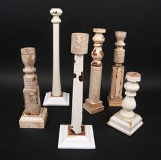 Recycled Rowhouse Candlesticks