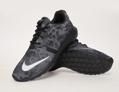 Nike Roshe Run NM FB Black Camo