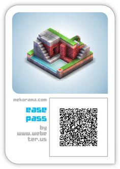 mekorama ease pass