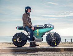 Futuristic Motorcycle, Futuristic Cars, Futuristic Design, Bobber Bikes, Cafe Racer Bikes, Cafe Racers, Concept Motorcycles, Cool Motorcycles, Custom Bikes