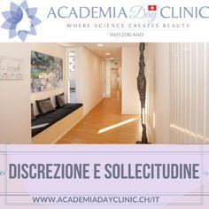 Academia Day Clinic 📍 Chiasso 📍  Discrezione e sollecitudine 💉💉  Academia Day Clinic ti segue con discrezione e sollecitudine, anche dopo i trattamenti con un servizio su misura per voi. =========== http://www.academiadayclinic.ch/it =========== #academiadayclinic #dayclinic #chiasso #discretion #solicitude #discrezione #sollecitudine #care #customer #patients #patientcare #safe #efficient #sincere #treatments #trattamenti #service #operation #chirurgia #surgery #operazione #operation