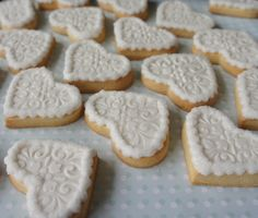 Wedding cookies By Montreal Confections