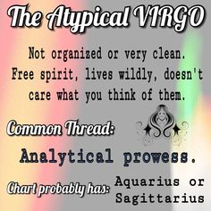 Shoutout to all the #Virgo folks out there that don\'t relate so much to their sign. I see you. ♍️ Look into your #BirthChart to make sense of things. ✨ check out my chart services at thecapriquarius.com ✨  #virgobelike #astrology #knowthyself #zodiac #zod