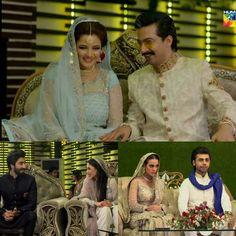 Pakistani Dramas, Pakistani Actress, Pakistani Dresses, Iqra Aziz, Indian Embroidery, Beautiful Couple, Beautiful Celebrities, Cute Couples, Actors & Actresses
