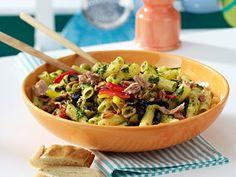 Nudelsalat - die 21 schönsten Rezept-Ideen - nudel-thunfisch-salat  Rezept
