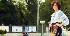 De pe ie pe internet: Ioana Corduneanu (Semne Cusute) culege motive romanesti si le salveaza in format digital Ruffle Blouse, Internet, Craft, Tops, Women, Fashion, Moda, Creative Crafts, Fashion Styles