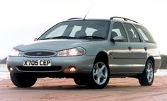 Ford Mondeo first generation, facelift estate
