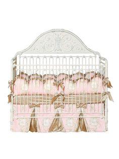 Bratt Decor   Chelsea Iron Lifetime Crib
