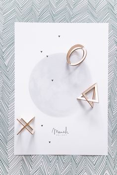 martha / wooden jewellery