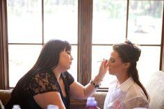 Wedding Planner: Mary Me Photographer: Kim Box Photography- Josh Moates Make-up: Lush Makeup Art