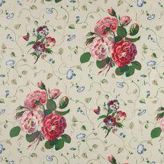Pansies & Roses - Cowtan & Tout
