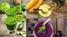 Az emésztés sokkal könnyebb lesz, ha a zöldségek-gyümölcsök rostjait feltörjük a turmixolással, illetve sokkal több zöld növényt tudunk meginni így jóízűen. 8 könnyen elkészíthető diétás turmix a fitneszvilágbajnok Bánkuti Gabitól. Healthy Drinks, Cantaloupe, Smoothies, Food And Drink, Health Fitness, Baking, Fruit, Ethnic Recipes, Smoothie