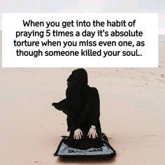 And no matter what happens N how low u are on your imaan, DO NOT YOUR 5 PRAYERS! As that's the most basic thing that separates a Muslim from Kufr! Allah Quotes, Prayer Quotes, Quran Quotes, Faith Quotes, Wisdom Quotes, Life Quotes, Quotes Quotes, Motivational Quotes, Islamic Qoutes