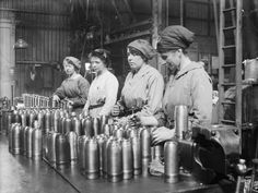 Women's roles in the First World War to be remembered in the UK