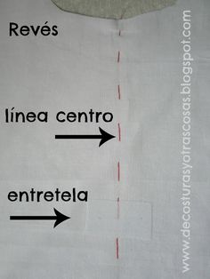 Blog sobre técnicas de costura con muchos tutoriales paso a paso. Sewing Tutorials, Sewing Projects, Sewing Patterns, Sewing Collars, Afghan Dresses, Dress Cuts, Sewing Techniques, Girl Outfits, Stitch
