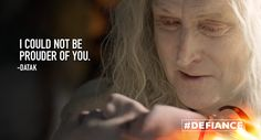 RT if you are loving the sweet side of Datak. #Defiance