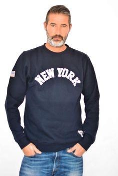 Stussy-New-York-Crew-Sweat-Front
