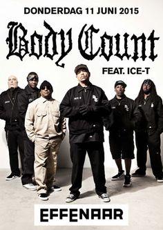 Effenaar   Agenda   Body Count (feat. Ice-T)