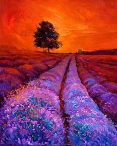 Field Impressionist from $34.99  | www.wallartprints.com.au #ImpressionismArt