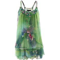 Missguided: party dresses, dresses ($40) ❤ liked on Polyvore featuring dresses, vestidos, tops, vestiti, green cocktail dress and green dress