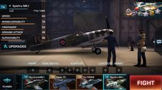War Wings Android Fw190 A8 1 GamePlay 60FPS - Bug6d War Wings PEGI 7 Miniclip.com and Movieripe.com Fly into battle in this epic WWII air combat game! Take to the skies and join the battle in epic WWII dogfights! Climb into the cockpit of your fully customisable warplane and get ready for take-off - your mission is about to begin!  Be an ace pilot! Fly solo as a lone wolf or team up with your squadron to control the skies. Pull off gravity-defying stunts and tricks get the enemy in your…