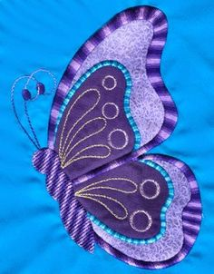 Butterfly Applique 2