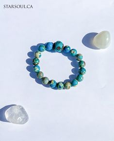 Gemstone Bracelets, Handmade Bracelets, Gemstone Jewelry, Natural Healing, Crystal Healing, Yang Energy, Handmade Sterling Silver, Yin Yang, Jasper