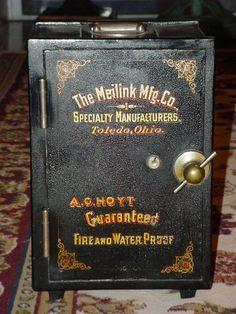 Antique Safe Wells Fargo Amp Co 1850 1910 Combination Safe