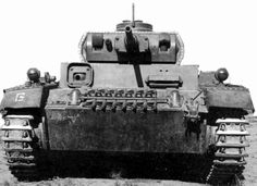 This Panzer III (5 cm) Ausf. G has been converted to Tauchpanzer, a submersible tank and used during Barbarossa.