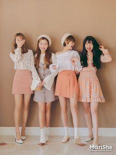 Marishe Korean Fashion Similar Look I Pin By Aki Warinda Korean Street Fashion, Korea Fashion, Kpop Fashion, Cute Fashion, Asian Fashion, Teen Fashion, Fashion Looks, Womens Fashion, Girl Outfits