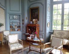Château interior