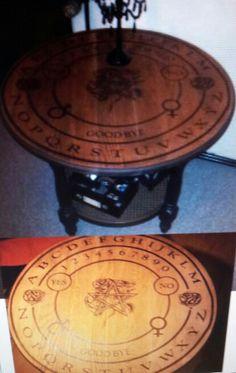 Ouija Tisch teil 2