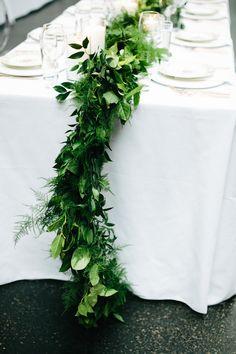 A Minimalist Wedding in Brooklyn