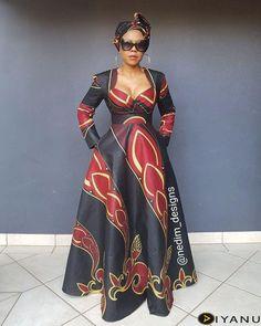 - African Fashion Dresses Remilekun - – African Fashion Dresses Remilekun Source by dragicajames - African American Fashion, African Fashion Ankara, Latest African Fashion Dresses, African Print Fashion, Africa Fashion, African Style, African Dresses For Women, African Attire, African Dresses Online