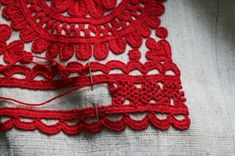 Ahir/ Hungarian Embroidery