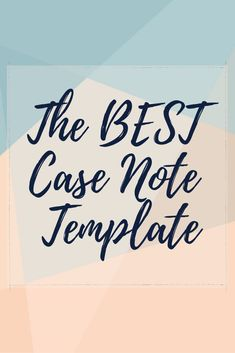 The best case note template for therapists, my favorite case note template for therapists, time-saving case note template for therapists, my favorite case note template for counselors, the must-use case note template for therapists and counselors. Counseling Office Private Practice, Mental Health Counseling, Counseling Psychology, School Psychology, School Counseling, Psychology Studies, Coping Skills Activities, Therapy Activities, Therapy Worksheets