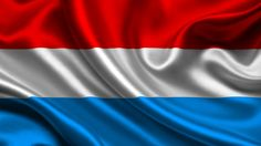 Flag of Luxembourg wallpaper