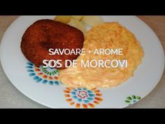 Sos de morcovi - Savoare si arome - Sezon 5, episod 11 - YouTube Food Videos, Youtube, Youtubers, Youtube Movies