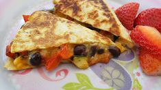 A Li'l Bit of Spice – The BEST Veggie Quesadillas Veggie Quesadilla, Quesadillas, Learn To Cook, Food To Make, Couscous Salad, Quick Weeknight Meals, Grilled Veggies, Tasty, Yummy Food