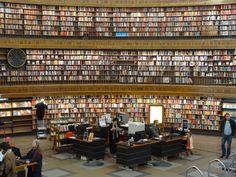 booksessed: Stockholms stadsbibliotek