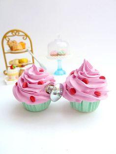 Cupcake knoppen