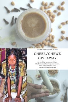 Win a Chebe/Chewe Hair Product