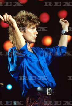 Robert Plant 1985